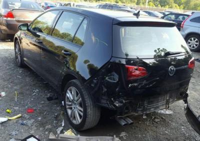 2015 VW GOLF TDI