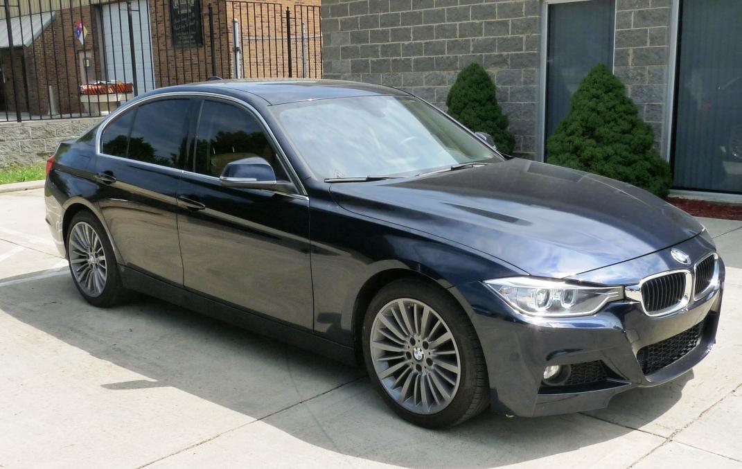 BMW DIESEL LUXURY EDITION Chalev Rebuildables - 2014 328 bmw