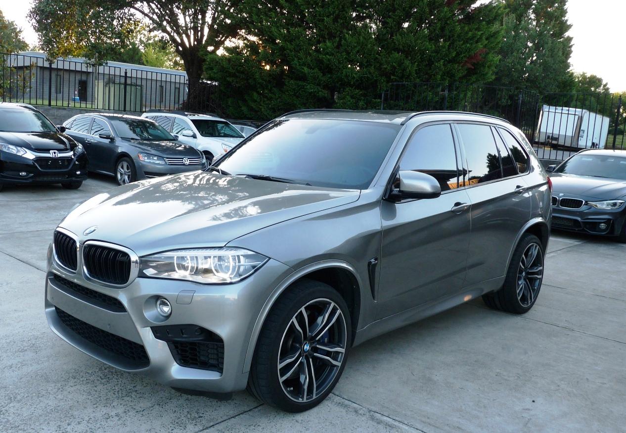 2016 BMW X5M 570HP 3.8 SEC 0-60